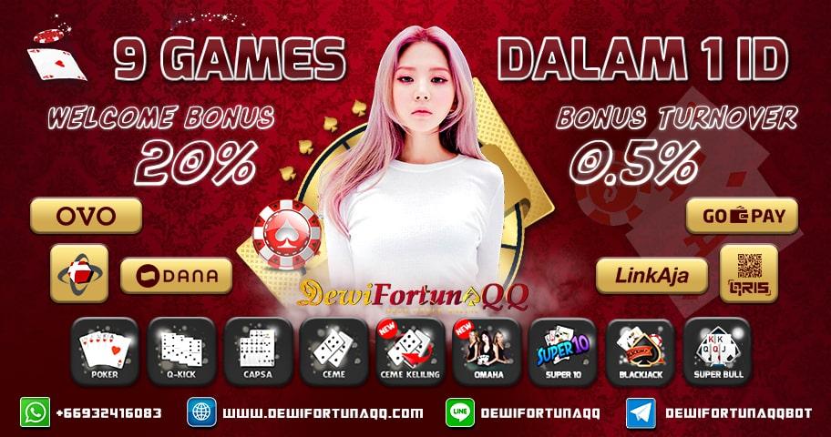 DewiFortunaQQ Situs Judi Online QQ IDN POKER Permainan Terpercaya