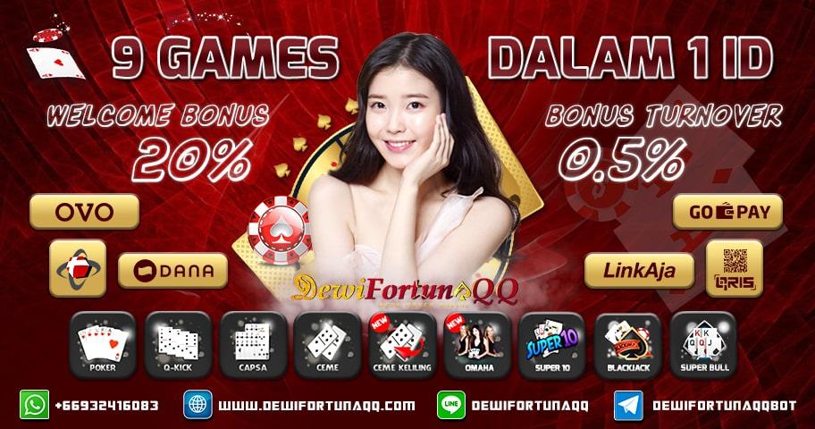 Poker88 QQ Online Situs Domino QQ Indonesia