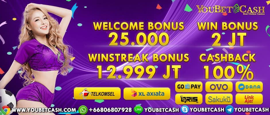 Situs Bandar Judi Bola Sbobet serta Live Casino Online Terpercaya